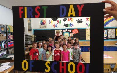 So Long, Second Graders!