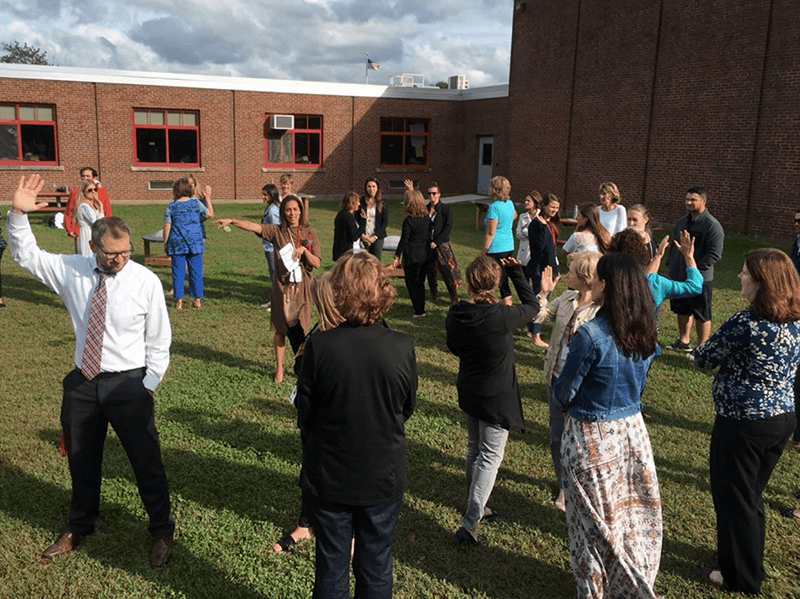 WOS Faculty Focuses on Social Emotional Learning