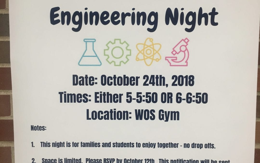 Family Science & Engineering Night