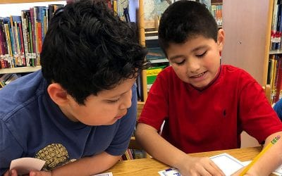 Second-Graders Tackle Persuasive Writing, Problem-Solving