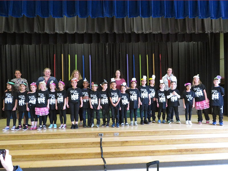 """WOS Second-Graders Present """"The Wizard of Oz"""""""