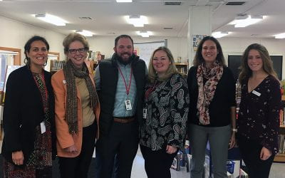 WOS, CLE Named Rockland Green Schools