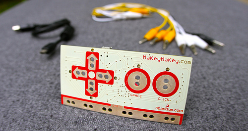Tech Expo 2015 – Makey Makey and Scratch