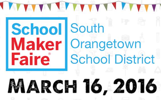 2016 SOCSD School Maker Faire