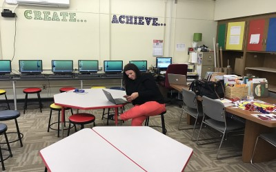 Blogging with New Teachers