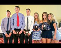 "TZHS ""Athletes of the Season"" Honored at Annual Breakfast"