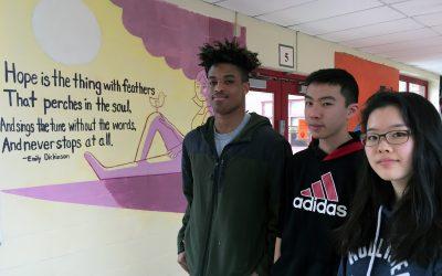 TZHS Artists Win Scholastic Art and Writing Awards