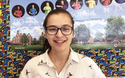 Bartels Selected for All-National Chorus