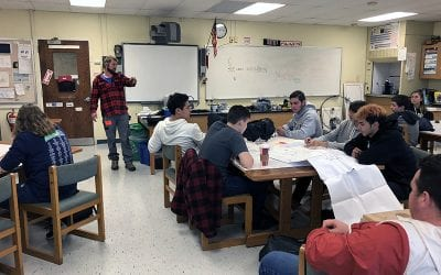 "Alternative Fuels Class Tackles ""Off-The-Grid"" Challenge"