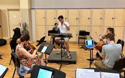 Alum ('16) Makes History at Manhattan School of Music