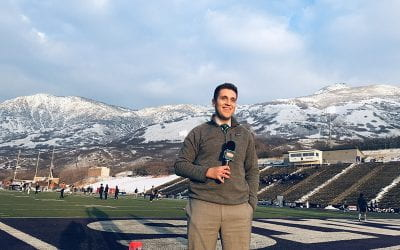TZHS Helped Sports Director Badillo ('13) Develop Passion for Broadcasting