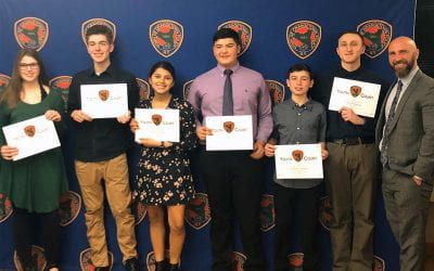 Youth Court Graduates Six from TZHS