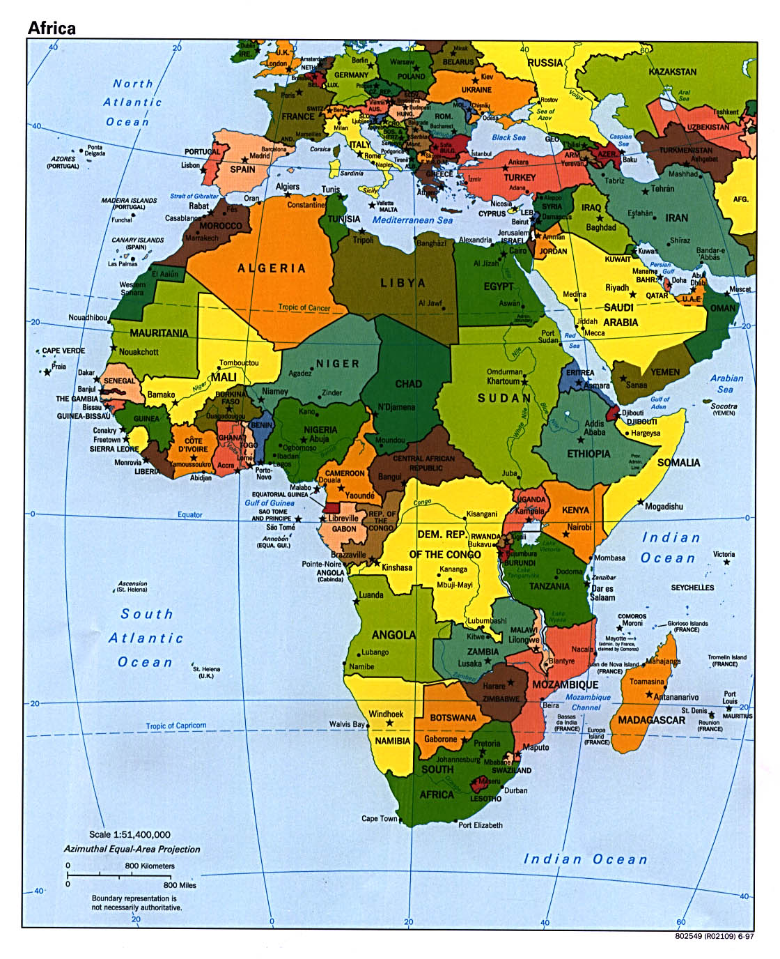 Can you find Sudan on this map? The country has now split into two countries: North Sudan and South Sudan. Kek is from South Sudan.