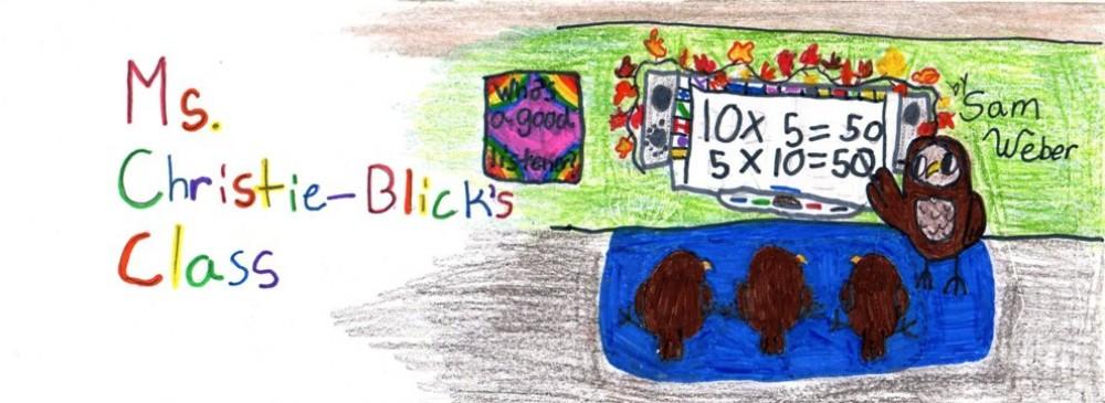 Ms. Christie-Blick's Class