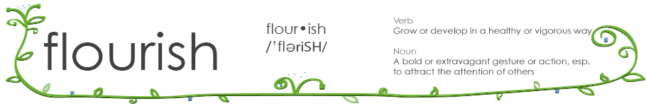 Flourish blog
