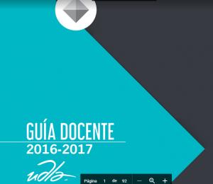 2016 2017   Guia