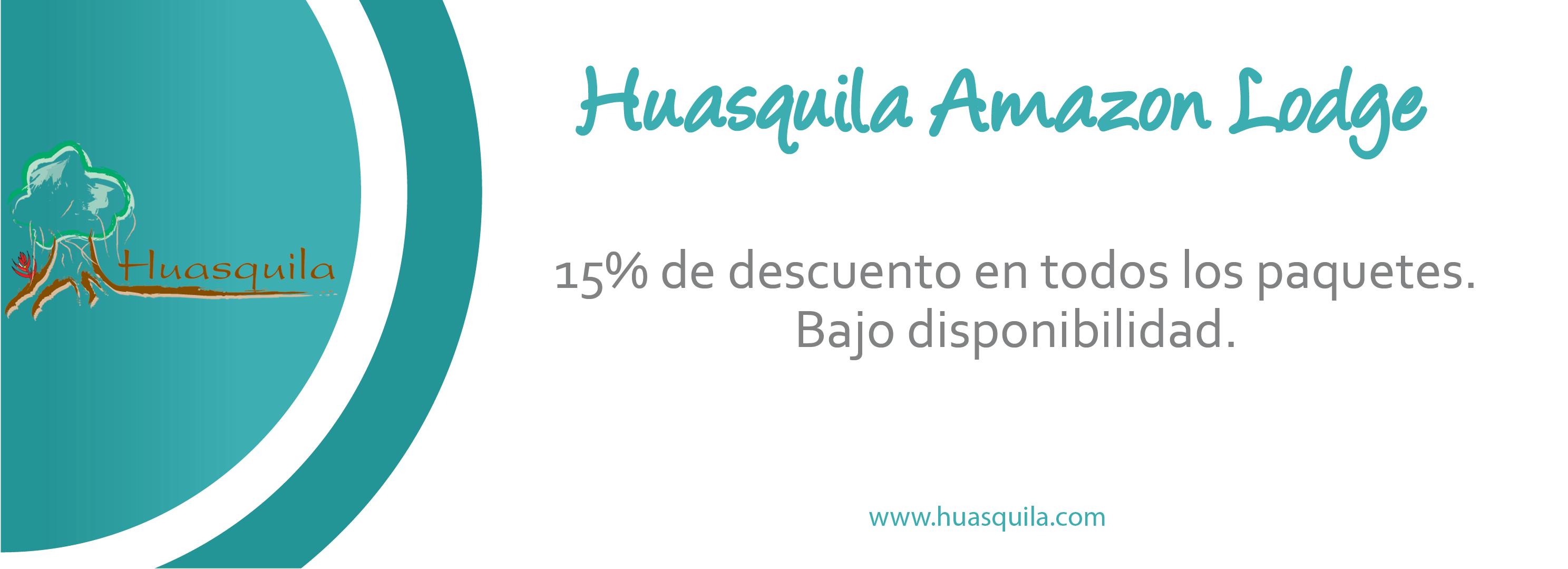 HUASQUILA AMAZON LODGE