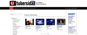 FireShot capture #037 - 'Los mejores videos educativos I Utubersidad_com' - utubersidad_com