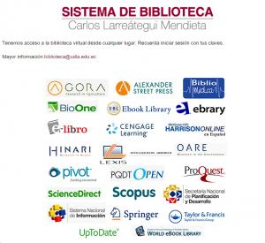 Biblioteca UDLA