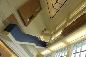 University Hall Ceiling