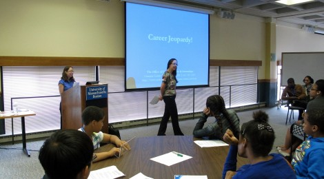 Project REACH's Career Symposium