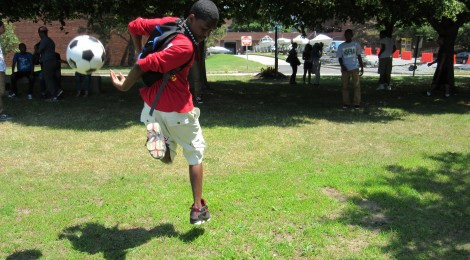 Urban Scholars: Summer 2014