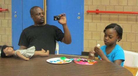 Camp Shriver: Parent Day