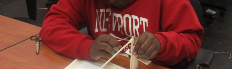 Summer Transportation Institute: Kite Building