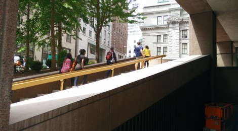 Urban Scholars' Suffolk University Tour