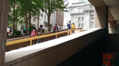 Urban Scholars' Suffolk University Tour