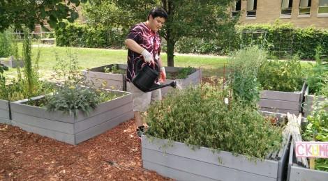 Project Reach: Gardening Club