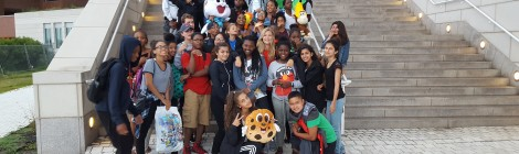 Urban Scholars: Six Flags Trip