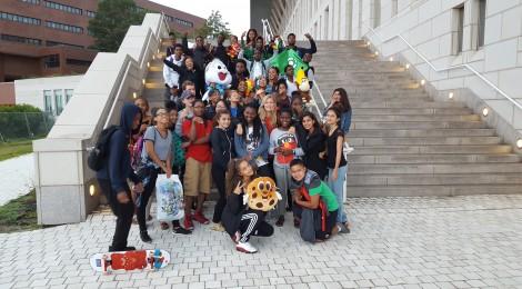 Urban Scholars: Six Flags Trip