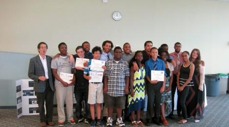 Summer Transportation Institute conclusion 2015