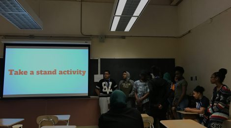 """Project REACH students take on """"Food Deserts"""""""