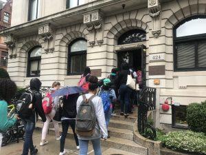 Urban Scholars enter New England College of Optometry