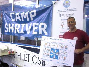 Mark, director of camp shriver