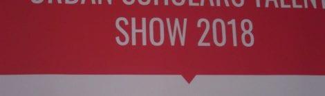 Urban Scholars: Talent show 2018