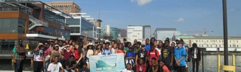 Urban Scholars Program: Georges Island
