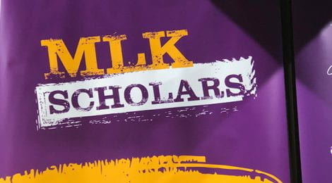 MLK Scholar: The Network Within