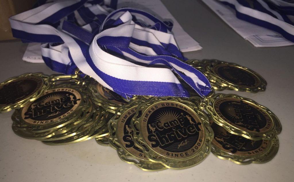 Camp shrivers awards