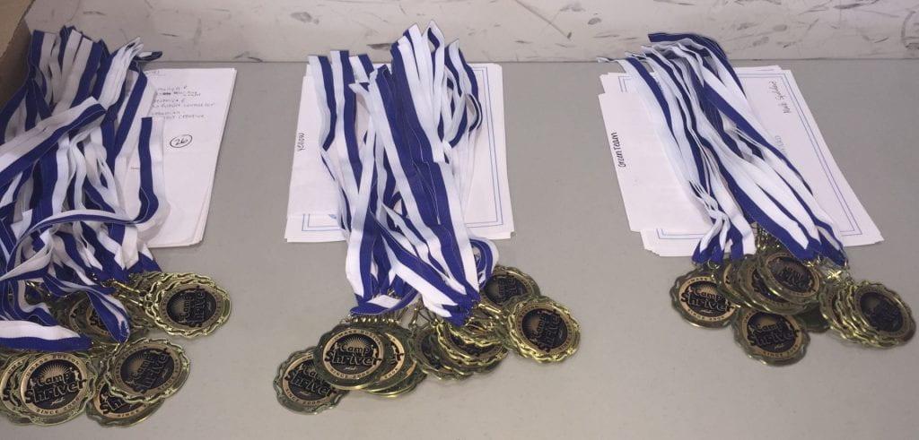 camp shiver's awards