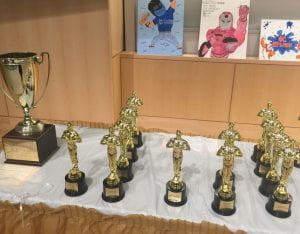The urban scholars awards/trophies