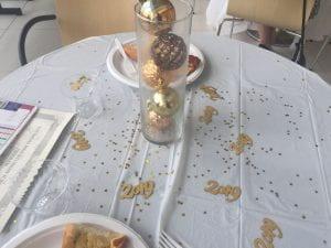 uscars table decoration