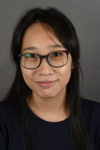 UMass Boston Librarian Louisa Choy