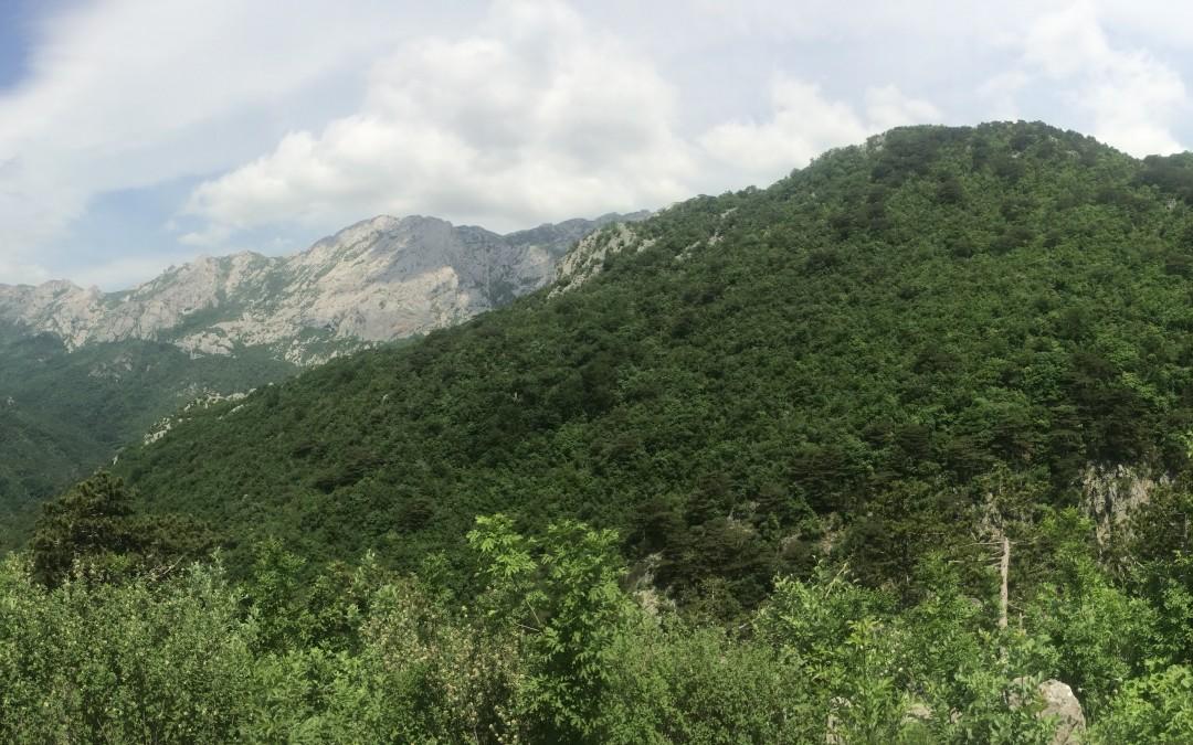Exploring Paklenica National Park