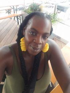 Portrait photo of Alicia Jno-Baptiste