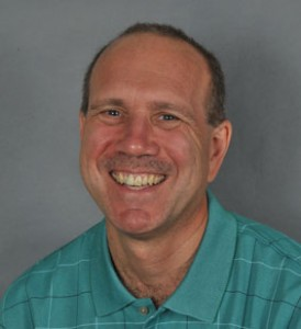headshot of Professor Mark R. Warren