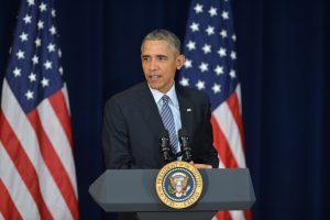 President Obama Delivers Address, 2016
