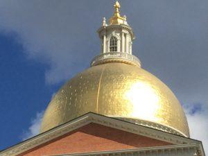 MA State House dome